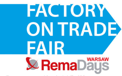 SAV factory on trade fair