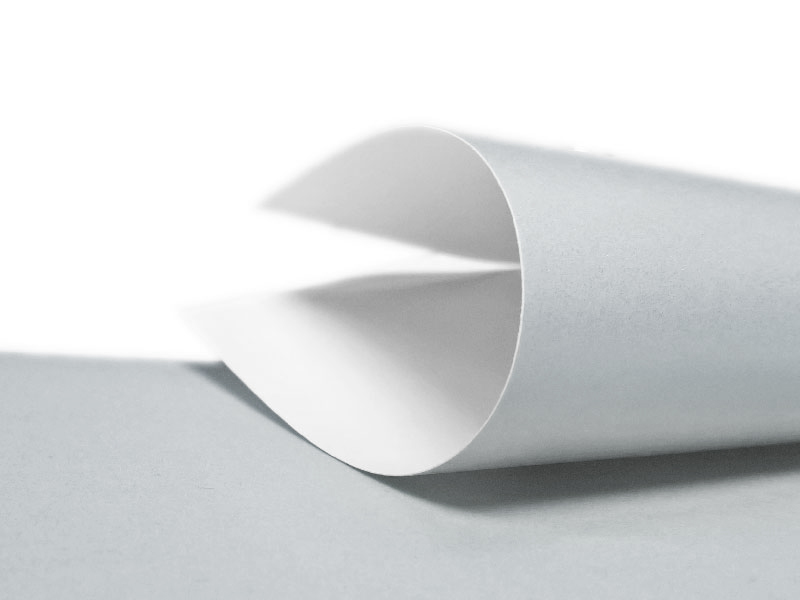 Profiflex DECO FPT-Silver P80+ glass decoration self-adhesive film