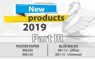 All the new large format printing products in one pill – part 3