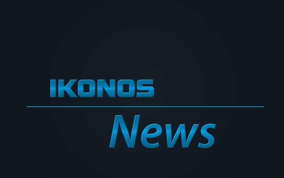 Faster and bigger Ikonos