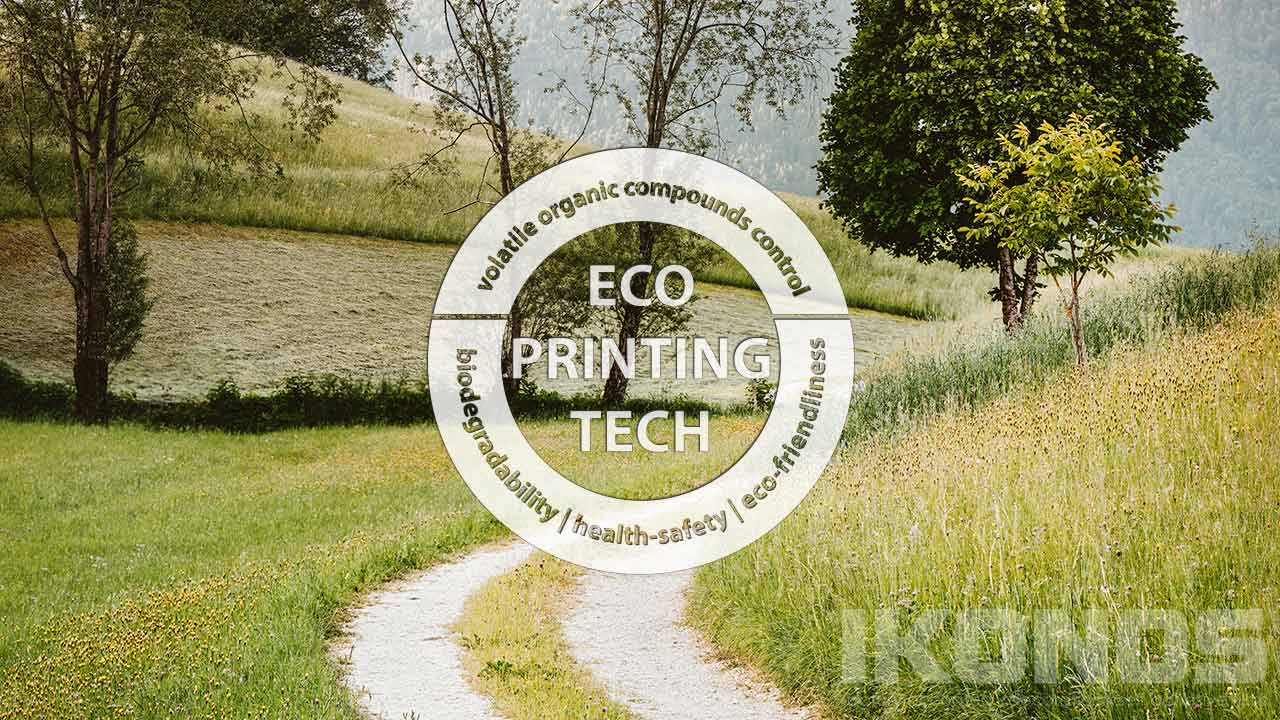 eco solvent printing cover