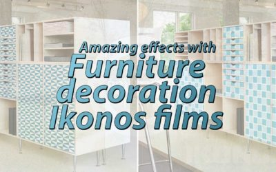 Furniture decoration films – the second life of the furniture