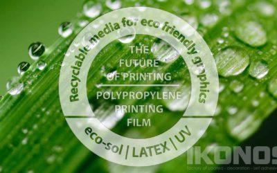 Printing on polypropylene film advantages