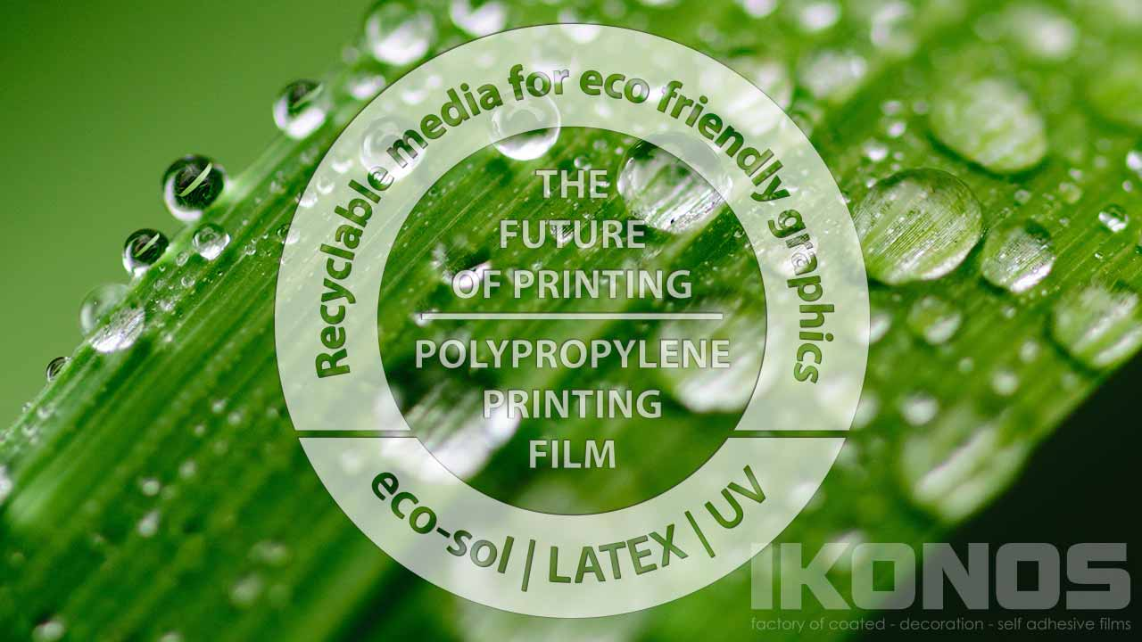 The news cover of polypropylene printing film