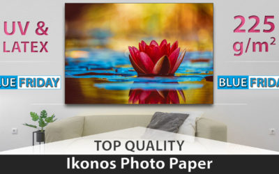 Photo paper on Black Friday price – the Large Format Promotion