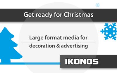 Christmas decoration materials