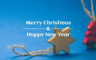 Merry Christmas & a Happy New Year 2020