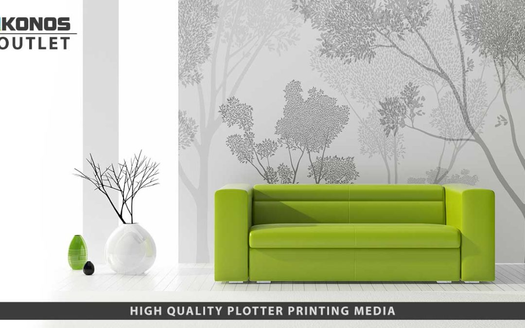 Plotter printing media outlet – warehouse great clean-up
