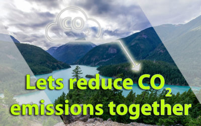 Contribute to reduce CO2 emissions by choosing Ikonos printing media