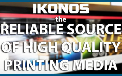 Ikonos – the reliable source of printing media