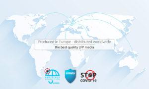 worldwide distribution - european production -