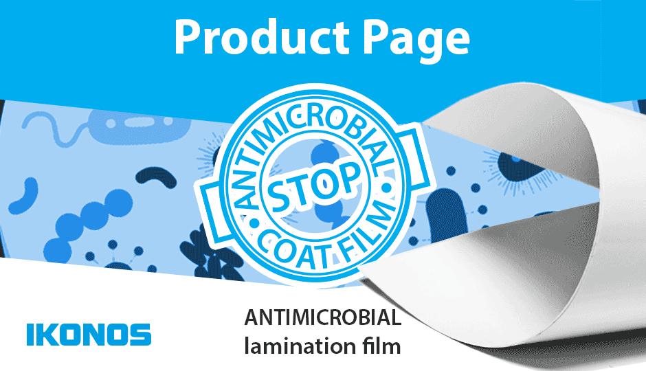 Ikonos Profiflex Lam-Pro GPT CLR AIR+ Antimicrobial
