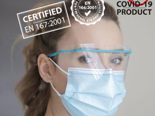 Anti-COVID-19 Ultra-Clear PET 175