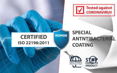 ANTIBACTERIAL foil – effective surface protection