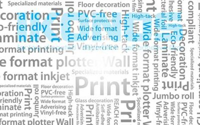 Self-adhesive laminate – foil for decoration, advertising & surface protection