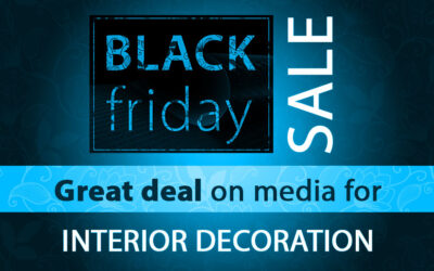 The Black Friday SALE – best prices – interior decoration