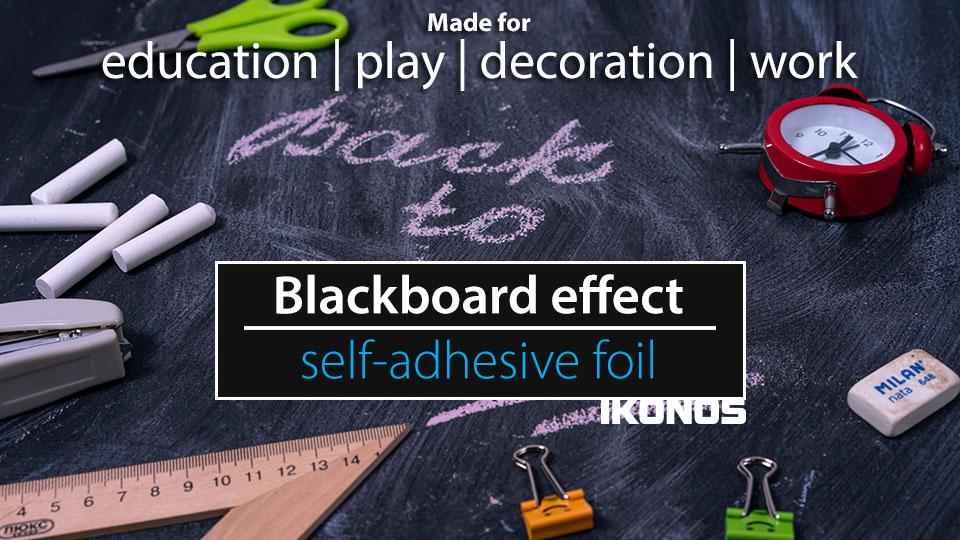 BLK B170 AIR+ Blackboard effect self-adhesive foil