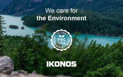 Large format printing media can be eco-friendly