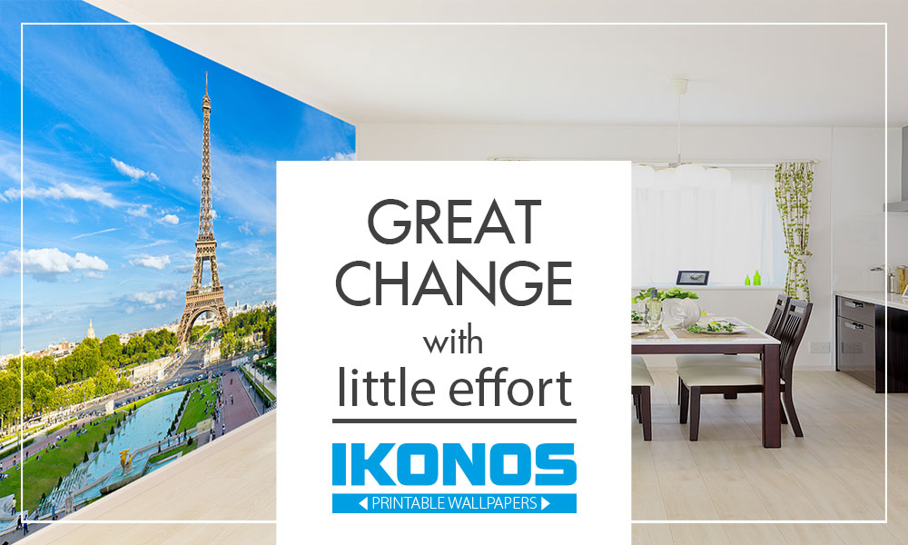 The great change with little effort – printable wallpapers