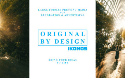 Original by design – large format printing advantages