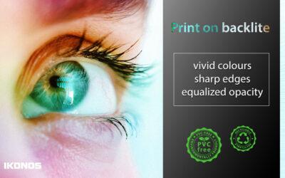 The advantage of expo-lighting print on translucent backlit foil
